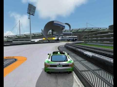 Tech 906, a TrackMania track