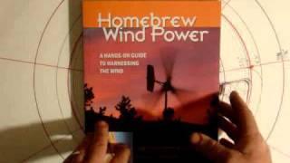 HOMEBREW WIND POWER BY DAN BARTMANN AND DAN FINK