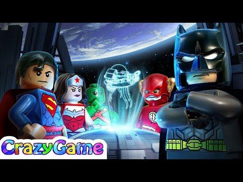 LEGO Batman 3 Beyond Gotham Complete Game - Best Game For Children & Kids