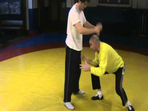 Tommy Heyes (Lancashire catch as catch can wrestling) part 1