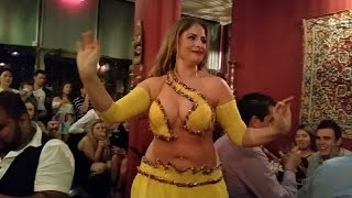 Hot Belly dancing Hannibal Lebanese Restaurant Sydney