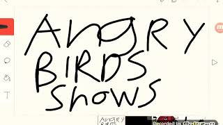 Angry Birds different dimensions animation the original Angry Birds Meet The Angry Birds Toons