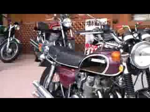 HONDA CB500F CB500 1973 CB ホンダ 名車 永田