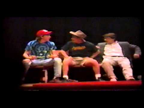 "Fredonia High School, Class of 1988, ""Class Night"" performance"