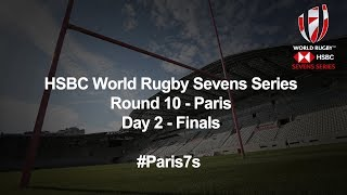 HSBC World Rugby Sevens Series 2019 - Paris Day 2