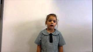 Little Aussie Anthem by Emelia Herr