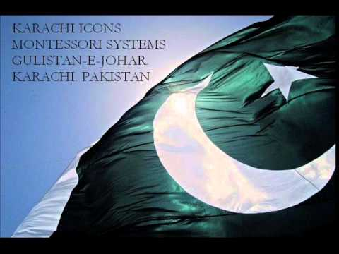 PAKISTAN NATIONAL SONG (KIMS)