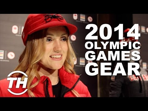 2014 Olympic Games Gear: Hopeful Canadian Athletes Are Excited About HBC s New Collection