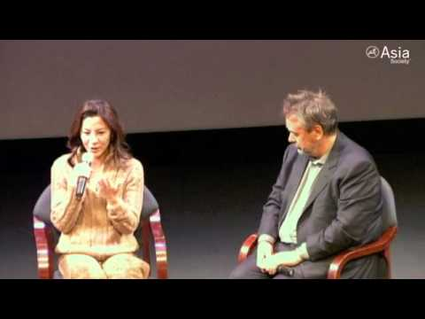Michelle Yeoh and Luc Besson Discuss 'The Lady,' Aung San Suu Kyi