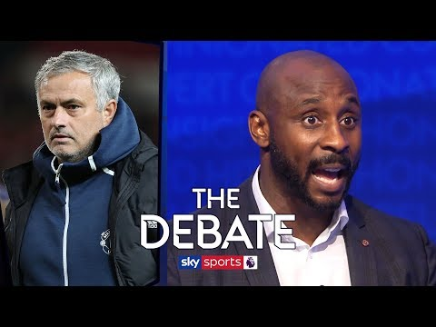 Should Mourinho or Pogba leave Man United? | The Debate | Roberts & Rosenior