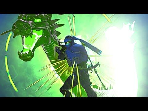 What 1500+ Hours of Genji Experience Looks Like - Overwatch