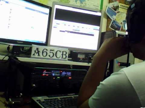 5B4AIX qso with A65CB