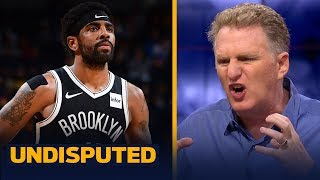 Kyrie Irving has brought negative attention upon himself — Michael Rapaport | NBA | UNDISPUTED