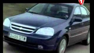 Обзор Chevrolet Lacetti 1ч.