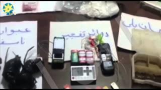 بالفيديو : ضبط تشكيل إرهابي يُصنع المتفجرات لإستهداف الشرطة بالدقهلية
