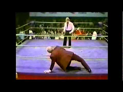 CWF Florida Wrestling June 1982  Ric Flair