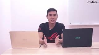 Trên tay Asus X505 và F570: Laptop ASUS chạy AMD Ryzen 5 đầu tiên tại Việt Nam