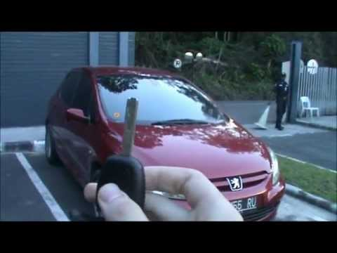2004 Peugeot 307 Sporty review (Start up. engine. exhaust. and in depth tour)