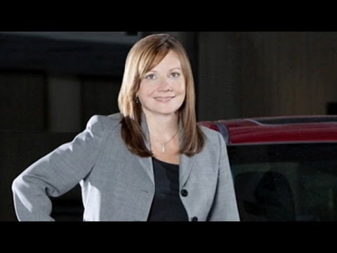 Mary Barra Is  New CEO at General Motors