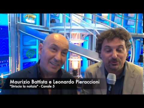 Leonardo Pieraccioni e Maurizio Battista fan di TVZOOM TVZoom.it