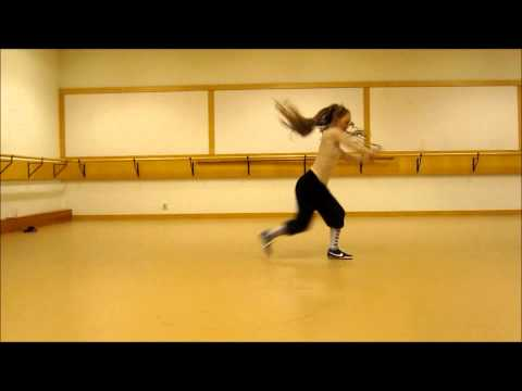 Konshens - Gyal A Bubble - Sara Galan Choreo video