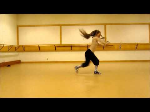 Konshens - Gyal A Bubble - Sara Galan Choreo video