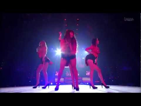 [HD] 120302 SISTAR How Dare You + Ma Boy + So Cool