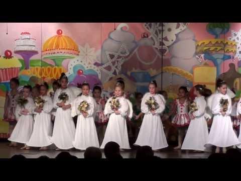 Winchester Academy Ballet curtain call