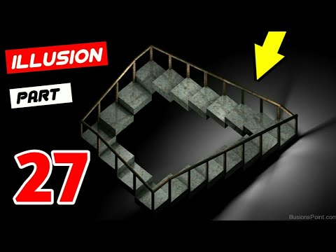 Illusion part 27 | दुनिया की सबसे रहस्यमय सीढ़ी | World's most mysterious ladder | historical hindi