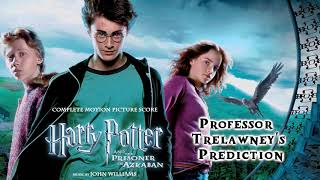 49. Professor Trelawney's Prediction - HP & Prisoner of Azkaban Recording Sessions