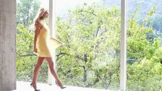 Beautiful Blond Girl HD / Model unknown - with music by ETRAX