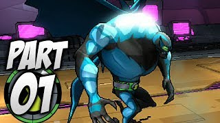 Ben 10: Omniverse 2 Wii/Wii U/PS3/Xbox - Part 1 - Learning Ropes