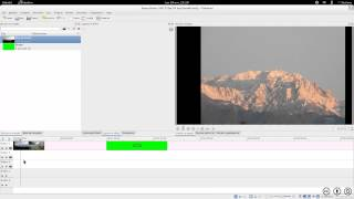 Kdenlive 0.9.2 Video Tutorial 3