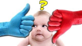 KICKING A BABY?!   Would You Rather #8