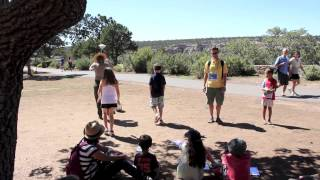 Family Vacation Critic at the Grand Canyon