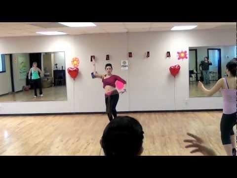 Zumba Fitness. Belly Dance. henna. Choreo By Olga Chin video