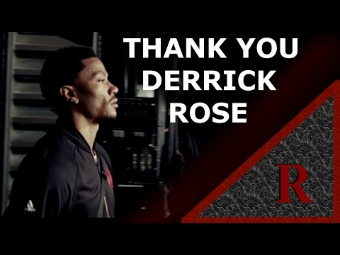 Derrick Rose 2008-2016 Chicago Bulls Career Tribute | THANK YOU | Battle Scars