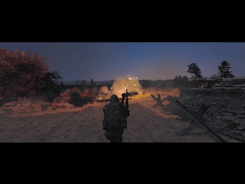 Intense Firefights & Awesome ArmA 2 Moments