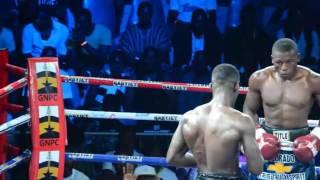Obodai Sai vs.  Ibrahim Tamba - Full Fight