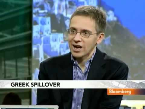 Spain next EU economy to collapse - Ian Bremmer
