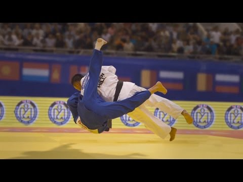 Judo Highlights - Ulaanbaatar Grand Prix 2015