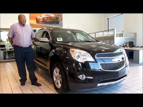 2013 Chevrolet Equinox Features