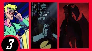 TOP 5 Halloween Cartoons & Anime Vol 3