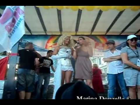Maria Mazza @ Napoli Pride 2012