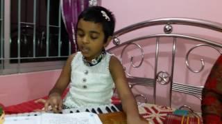 Akasher Hate acha ak Rash Nil ( Bangla song ) # by Pratibha sarkar