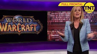 Full Frontal with Samantha Bee | Ladies Who Book: Steve Bannon | TNT Comedy