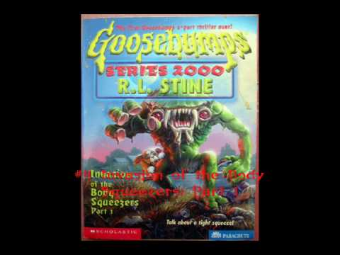 Goosebumps Series 2000 Books (#1-25) by RL Stine