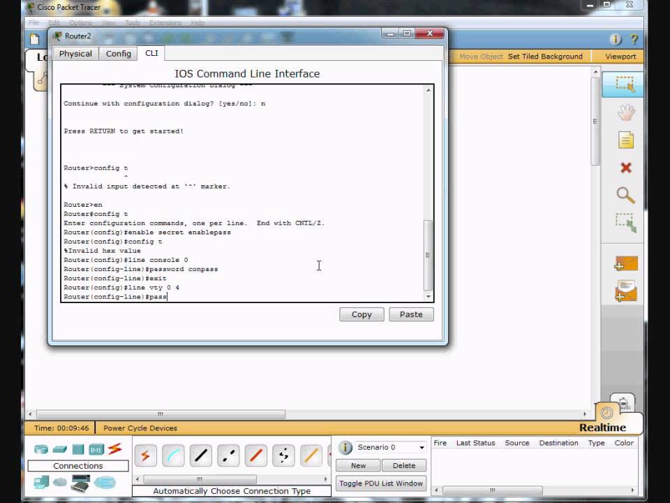 access list configuration on cisco router pdf