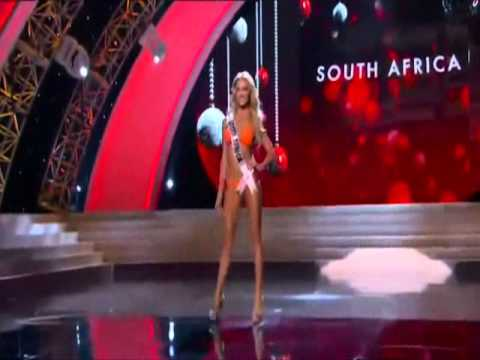 Miss Universe 2012 - Top 16 Final Prediction (16 Most Beautiful)