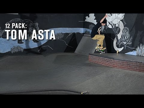 12 Pack: Tom Asta - TransWorld SKATEboarding